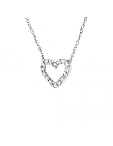 "Collier HEART Diamants ""ACCESS"""