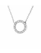 "Collier CROSS Diamants ""ACCESS"""